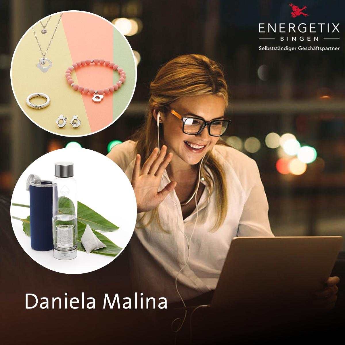Energetix Bild für Partner Daniela Malina